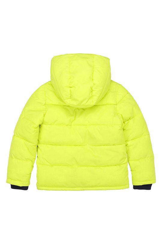 Boss - Geaca copii 164-176 cm galben – verde