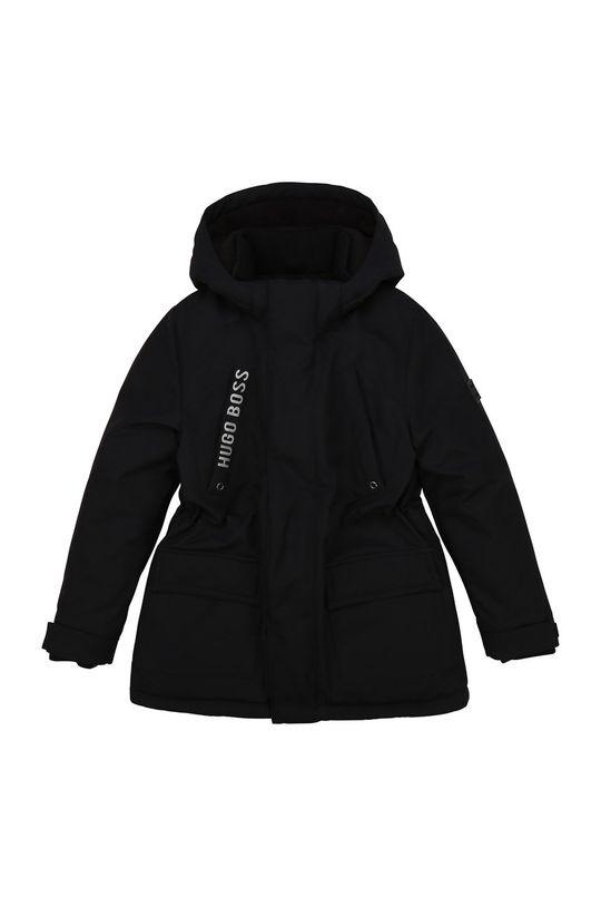 čierna Boss - Detská bunda 128-152 cm Chlapčenský