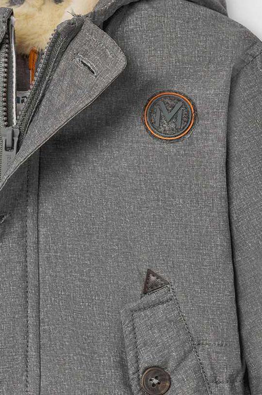 Mayoral - Detská bunda 74-98 cm  Podšívka: 100% Polyester Výplň: 100% Polyester Základná látka: 52% Bavlna, 1% Elastan, 5% Polyamid, 42% Polyester