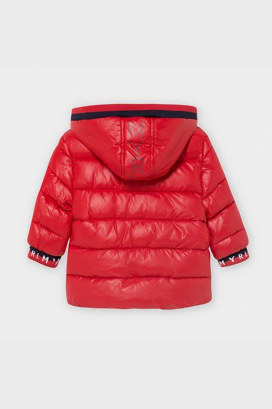 Mayoral - Dětská bunda 74-98 cm červená