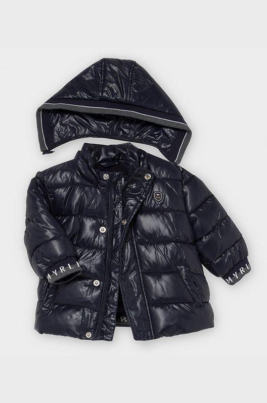 námořnická modř Mayoral - Dětská bunda 74-98 cm