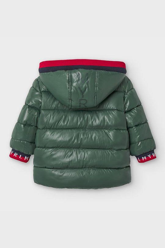 Mayoral - Dětská bunda 74-98 cm tmavě zelená