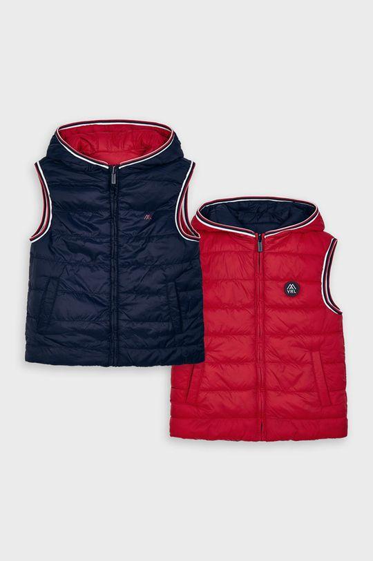 červená Mayoral - Detská obojstranná vesta 92-134 cm Chlapčenský