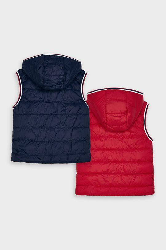 Mayoral - Detská obojstranná vesta 92-134 cm červená