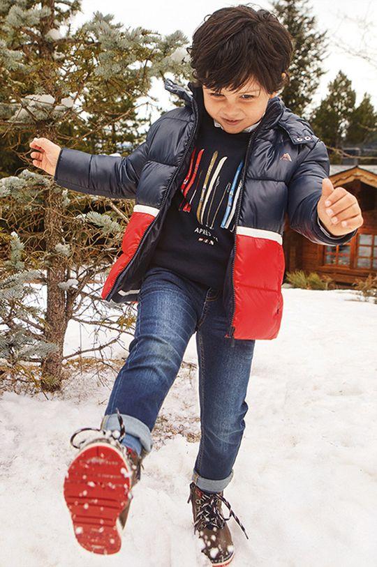 Mayoral - Дитяча куртка 92-134 cm  Підкладка: 100% Поліестер Наповнювач: 100% Поліестер Основний матеріал: 1% Еластан, 2% Поліамід, 97% Поліестер
