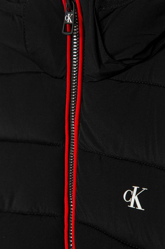 Calvin Klein Jeans - Kurtka dziecięca 140-176 cm czerwony