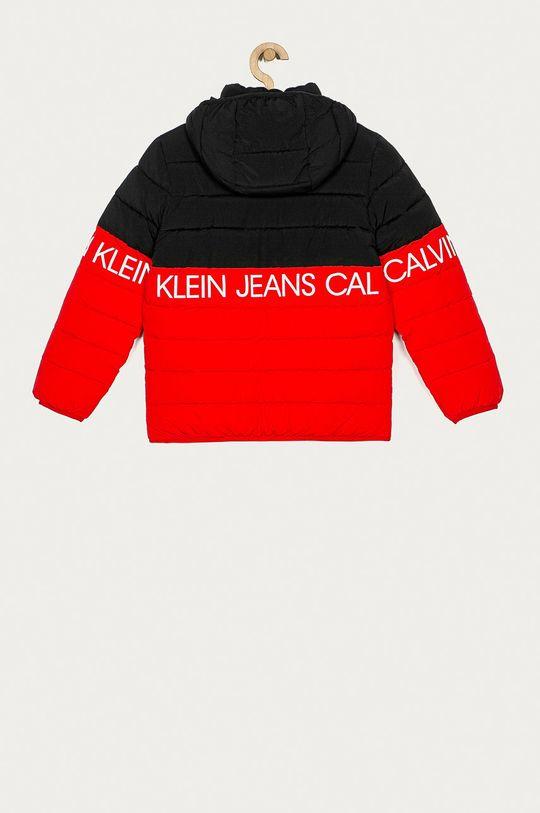 Calvin Klein Jeans - Kurtka dziecięca 140-176 cm Podszewka: 10 % Elastan, 90 % Poliester, Wypełnienie: 100 % Poliester, Materiał zasadniczy: 17 % Elastan, 83 % Poliester