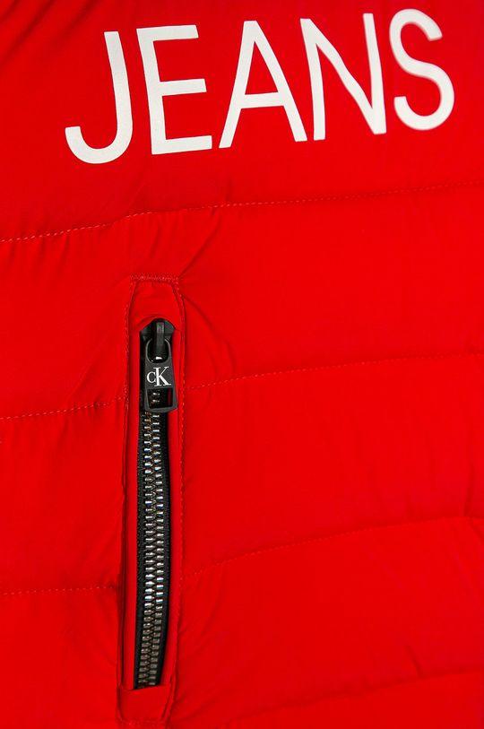 czerwony Calvin Klein Jeans - Kurtka dziecięca 140-176 cm