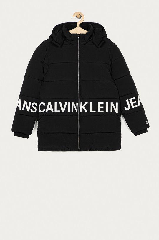 černá Calvin Klein Jeans - Dětská bunda 152-176 cm Chlapecký