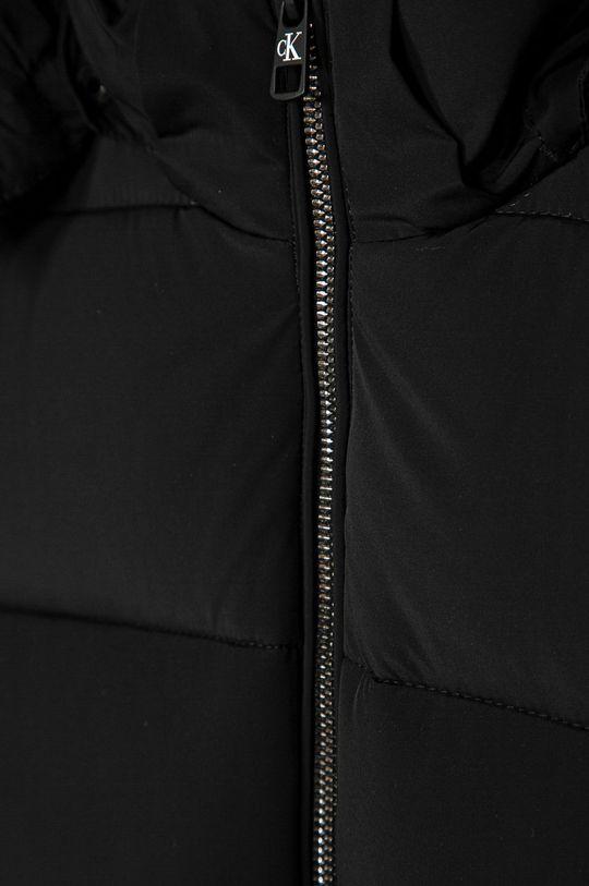 Calvin Klein Jeans - Dětská bunda 152-176 cm černá