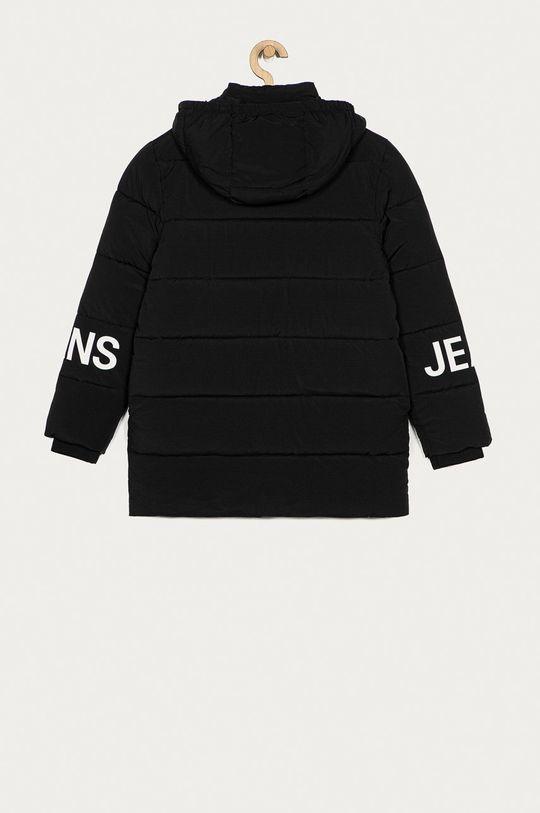 Calvin Klein Jeans - Dětská bunda 152-176 cm  Podšívka: 10% Elastan, 90% Polyester Výplň: 100% Polyester Hlavní materiál: 17% Elastan, 83% Polyamid