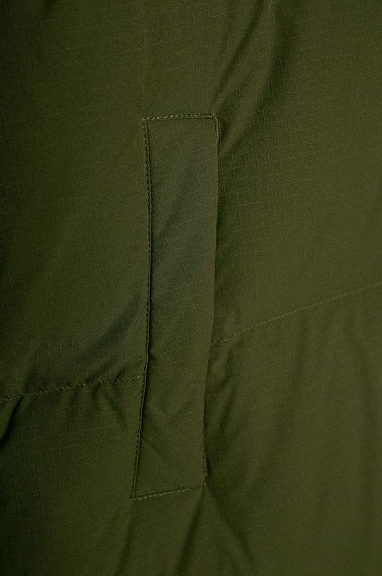 Calvin Klein Jeans - Kurtka puchowa dziecięca 152-176 cm Podszewka: 100 % Poliester, Wypełnienie: 30 % Pierze, 70 % Puch, Materiał zasadniczy: 100 % Poliester, Sztuczne futerko: 60 % Akryl, 40 % Modakryl, Ściągacz: 3 % Elastan, 97 % Poliester
