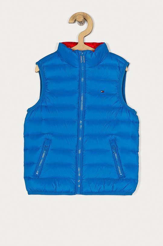 albastru Tommy Hilfiger - Vesta copii 98-176 cm De băieți