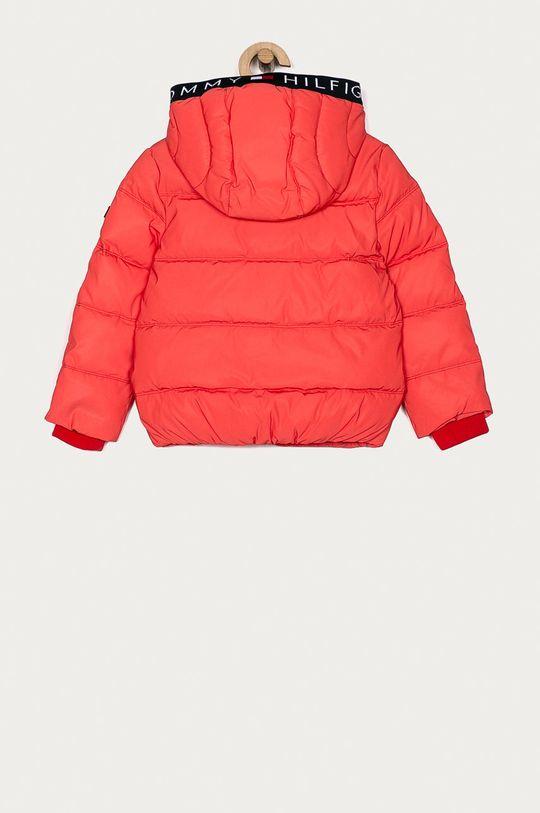 Tommy Hilfiger - Dětská bunda 104-176 cm červená