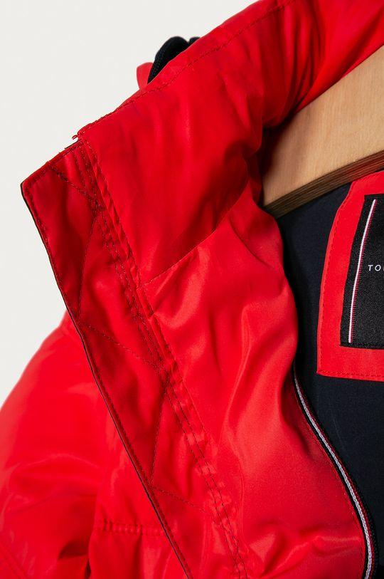 Tommy Hilfiger - Dětská bunda 104-176 cm  Podšívka: 100% Polyester Výplň: 100% Polyester Hlavní materiál: 100% Polyester Stahovák: 2% Elastan, 98% Polyester
