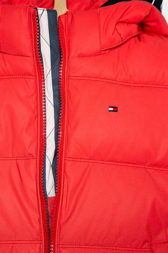 červená Tommy Hilfiger - Dětská bunda 104-176 cm