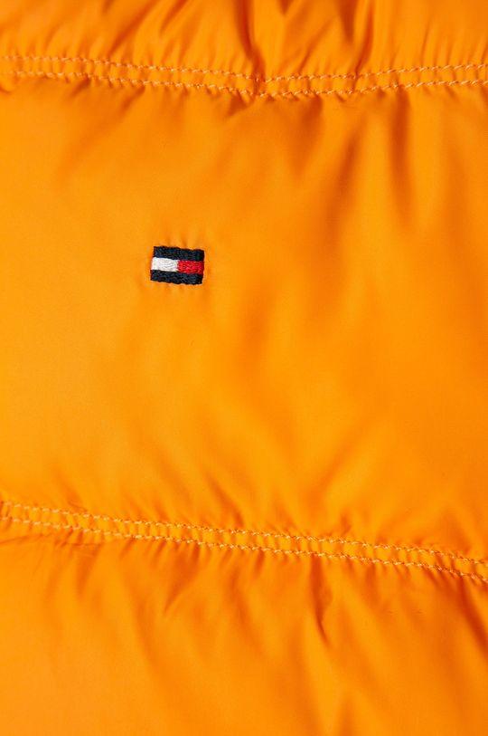 Tommy Hilfiger - Dětská péřová bunda 104-176 cm  Podšívka: 100% Polyester Výplň: 30% Peří, 70% Kachní chmýří Hlavní materiál: 100% Polyester Stahovák: 88% Bavlna, 2% Elastan, 10% Polyester