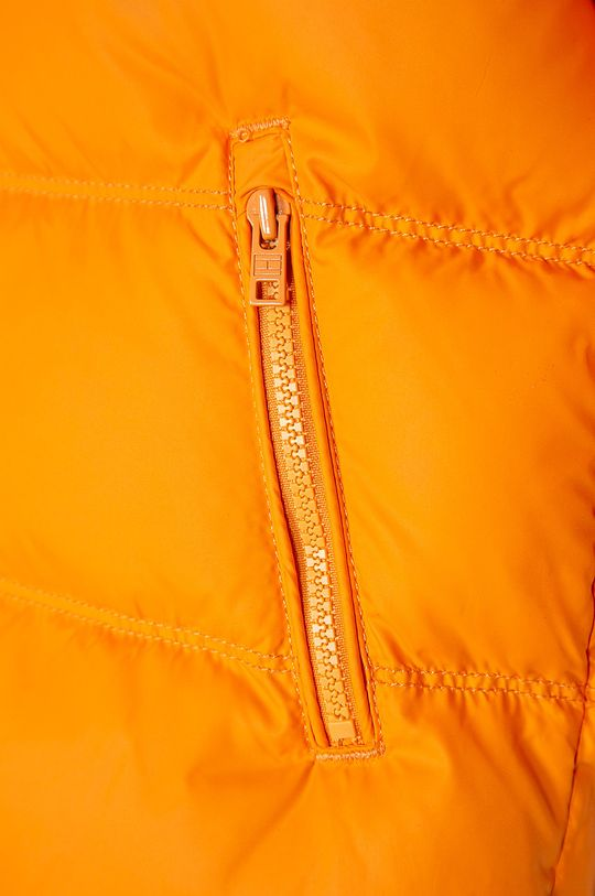 oranžová Tommy Hilfiger - Dětská péřová bunda 104-176 cm