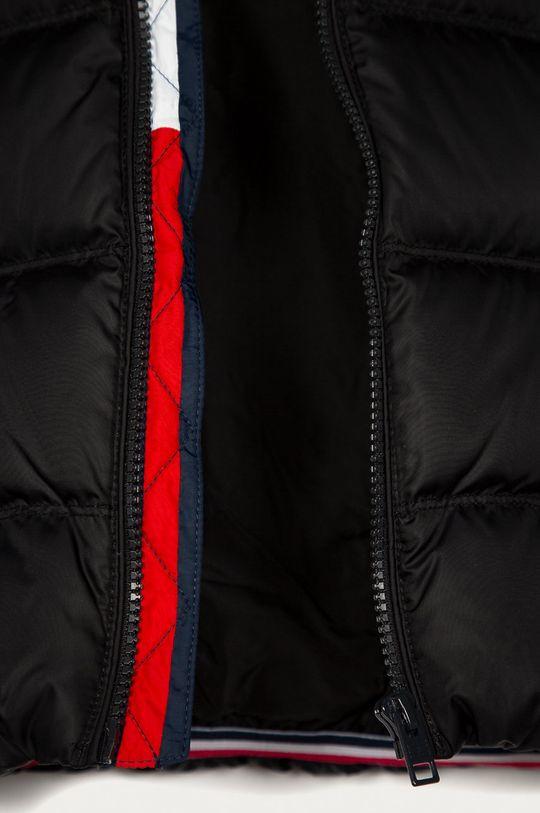 negru Tommy Hilfiger - Geaca de puf pentru copii 104-176 cm