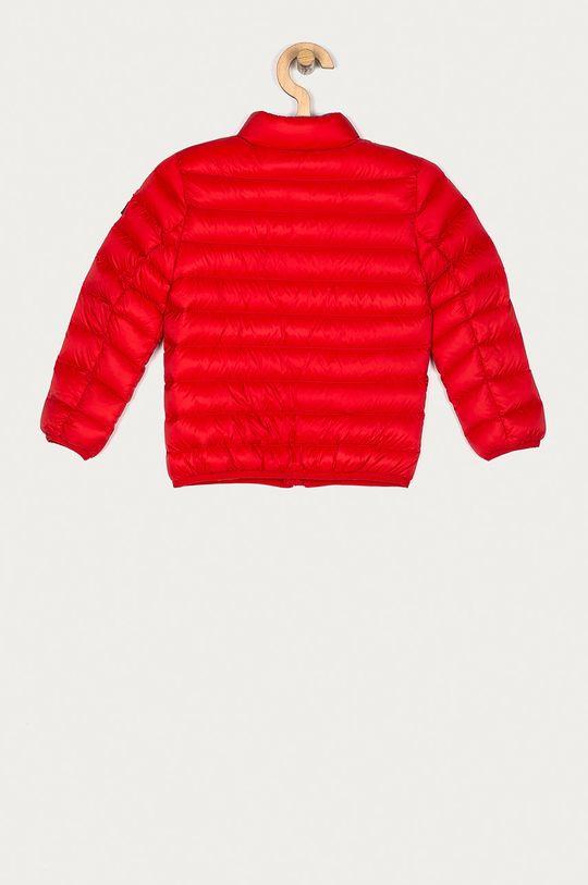 Tommy Hilfiger - Dětská péřová bunda 104-176 cm červená
