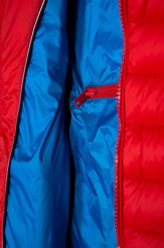 červená Tommy Hilfiger - Dětská péřová bunda 104-176 cm