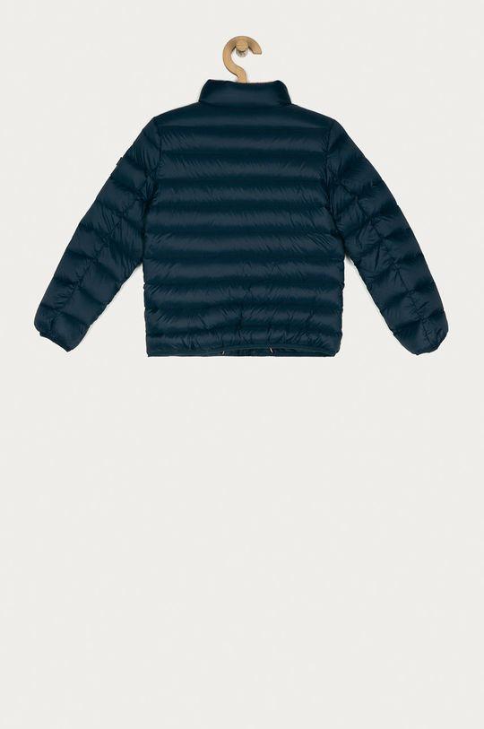 Tommy Hilfiger - Dětská péřová bunda 104-176 cm námořnická modř