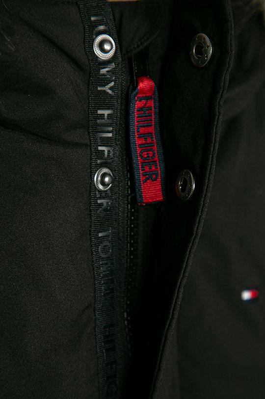 czarny Tommy Hilfiger - Parka dziecięca 116-176 cm