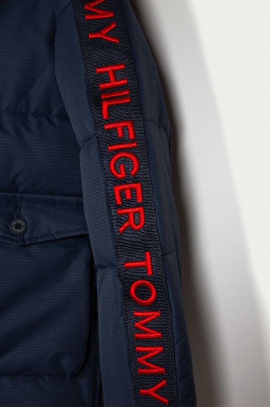 granatowy Tommy Hilfiger - Parka dziecięca 128-176 cm