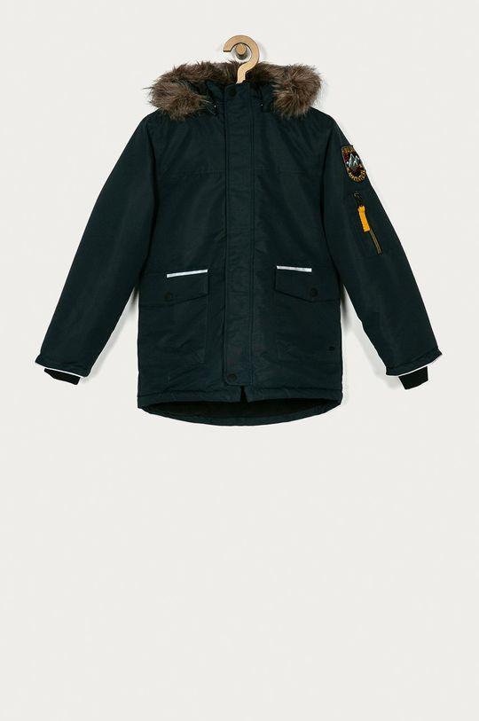 námořnická modř Name it - Dětská bunda 128-164 cm Chlapecký