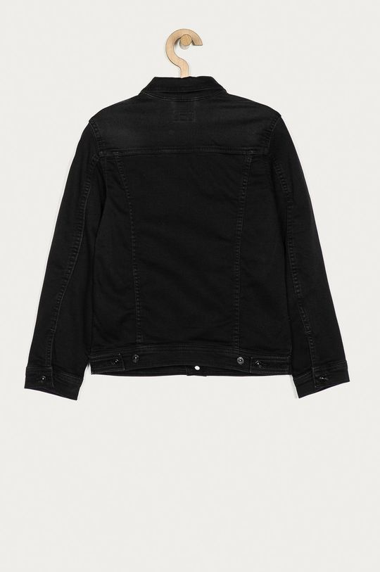 Pepe Jeans - Dětská riflová bunda Legendary 140-178 cm  72% Bavlna, 2% Elastan, 12% Polyester, 14% Viskóza