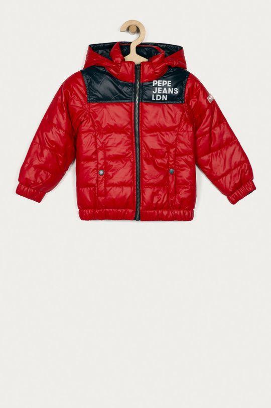 červená Pepe Jeans - Dětská bunda Cas 128-180 cm Chlapecký