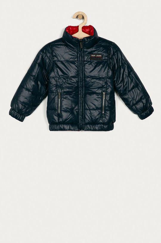 Pepe Jeans - Dětská bunda Cas 128-180 cm červená