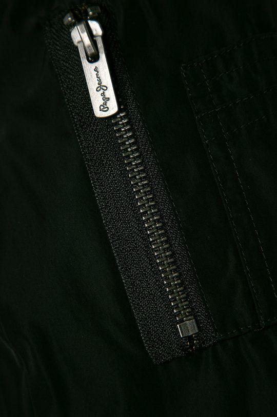 Pepe Jeans - Dětská bomber bunda Quay 128-180 cm  Podšívka: 100% Polyester Výplň: 100% Polyester Hlavní materiál: 100% Polyester Stahovák: 2% Elastan, 98% Polyester