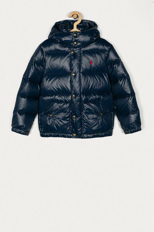 tmavomodrá Polo Ralph Lauren - Detská páperová bunda 134-176 cm Chlapčenský