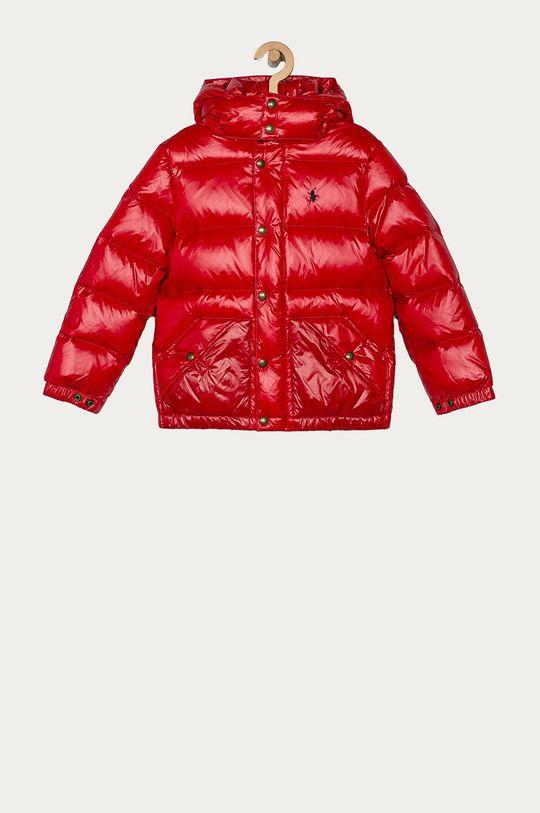 czerwony Polo Ralph Lauren - Kurtka puchowa dziecięca 134-176 cm Chłopięcy