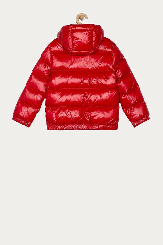 Polo Ralph Lauren - Kurtka puchowa dziecięca 134-176 cm czerwony