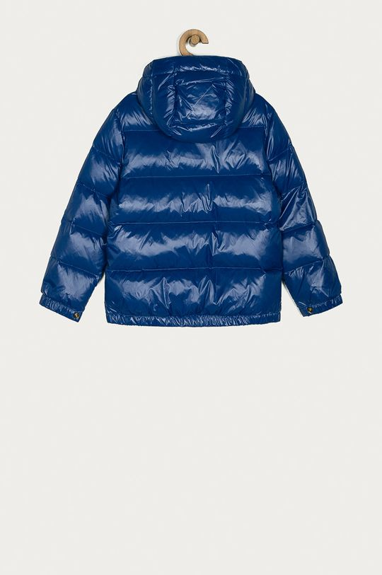 Polo Ralph Lauren - Páperová bunda 134-158 cm modrá