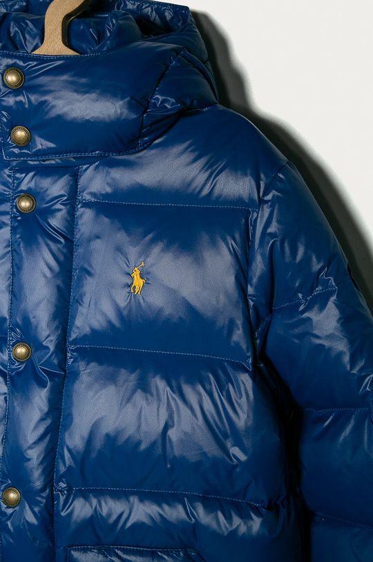 Polo Ralph Lauren - Páperová bunda 134-158 cm  Podšívka: 100% Nylón Výplň: 25% Páperie, 75% Páperie Základná látka: 100% Nylón