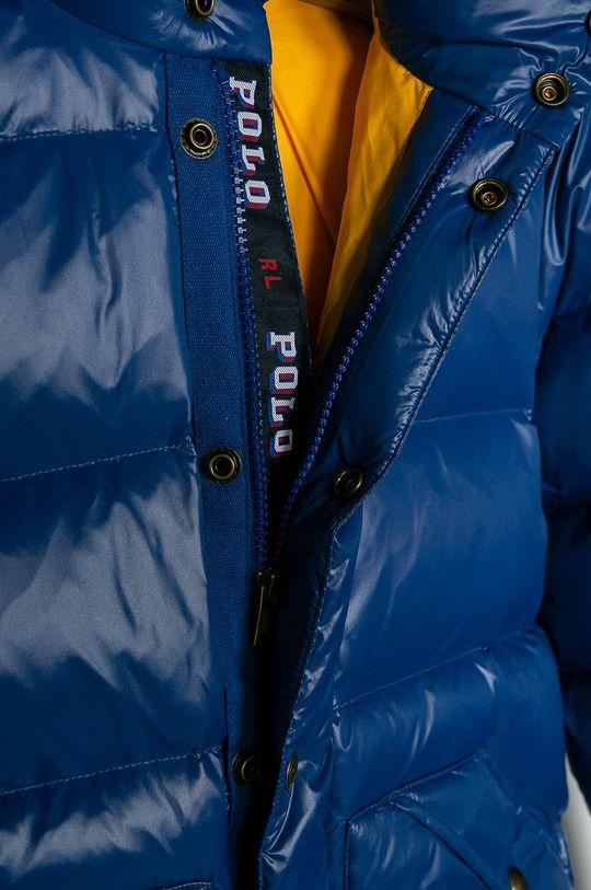 modrá Polo Ralph Lauren - Páperová bunda 134-158 cm