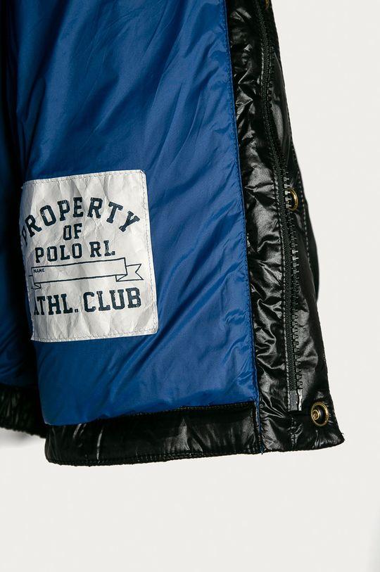 černá Polo Ralph Lauren - Dětská péřová bunda 134-176 cm