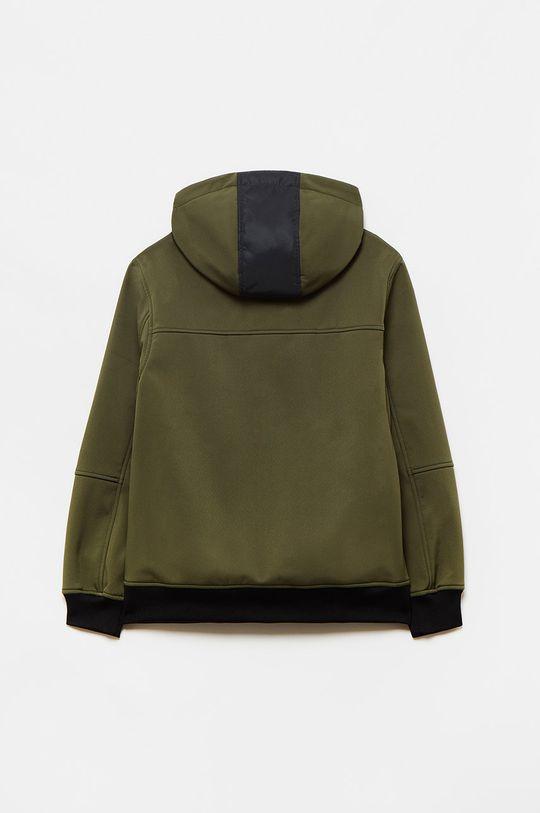OVS - Dětská bunda tlumená zelená