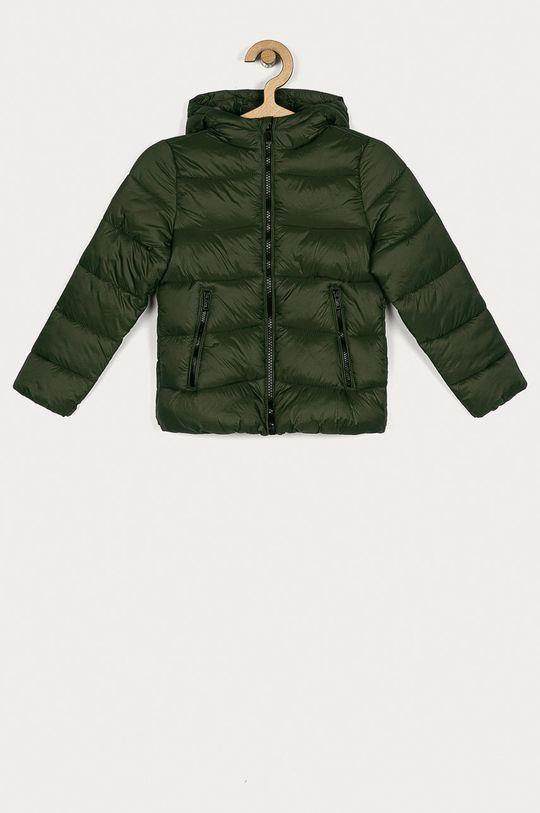 brudny zielony OVS - Kurtka dziecięca 104-140 cm Chłopięcy