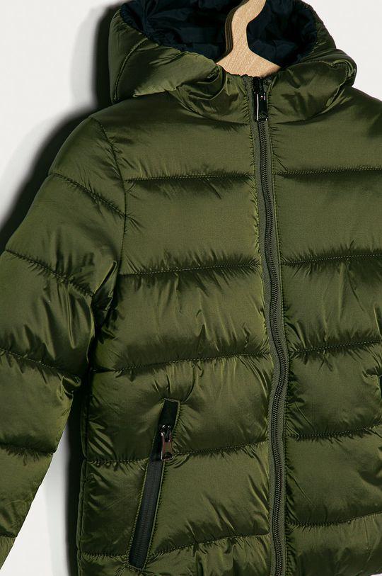 OVS - Dětská oboustranná bunda 104-140 cm  Podšívka: 100% Polyamid Výplň: 100% Polyester Hlavní materiál: 100% Polyamid