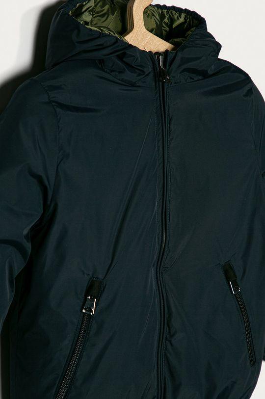 zelená OVS - Dětská oboustranná bunda 104-140 cm
