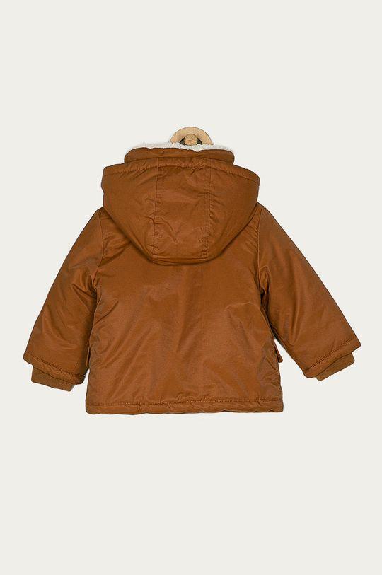 OVS - Dětská bunda 74-98 cm zlatohnědá