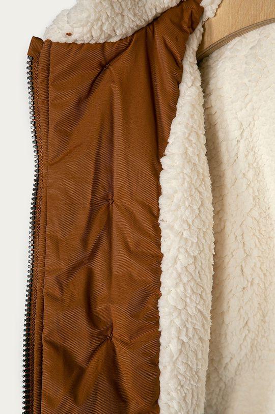 zlatohnědá OVS - Dětská bunda 74-98 cm