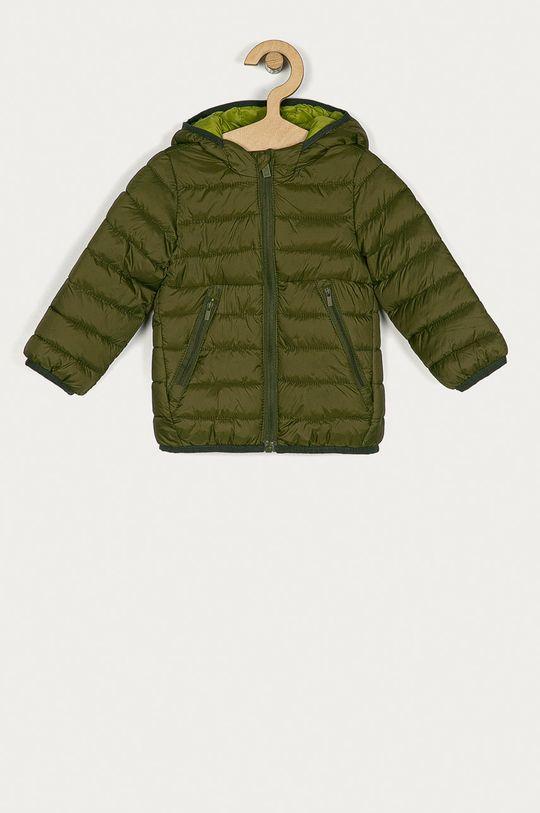 zelená OVS - Dětská bunda 74-98 cm Chlapecký