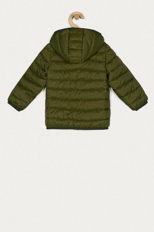 OVS - Dětská bunda 74-98 cm  Podšívka: 100% Polyamid Výplň: 100% Polyester Hlavní materiál: 100% Polyamid