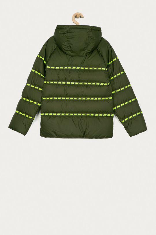 Nike Kids - Dětská péřová bunda 122-170 cm  Podšívka: 100% Polyester Výplň: 25% Peří, 75% Kachní chmýří Hlavní materiál: 100% Polyester