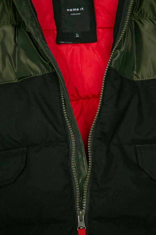 černá Name it - Dětská bunda 128-164 cm